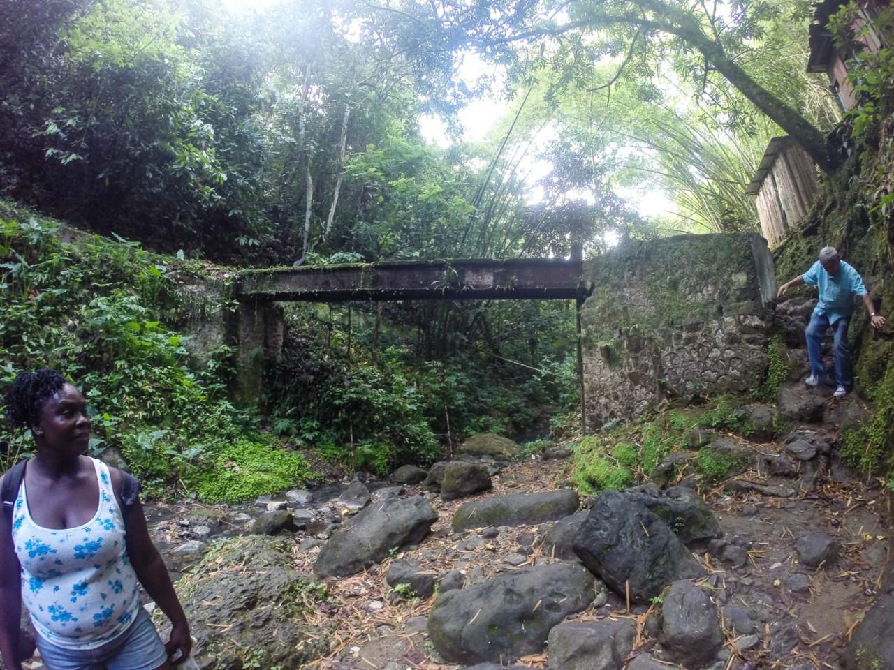 the bridge bath