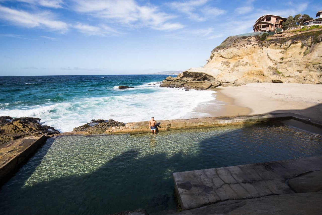 Laguna Beach Hidden Pools