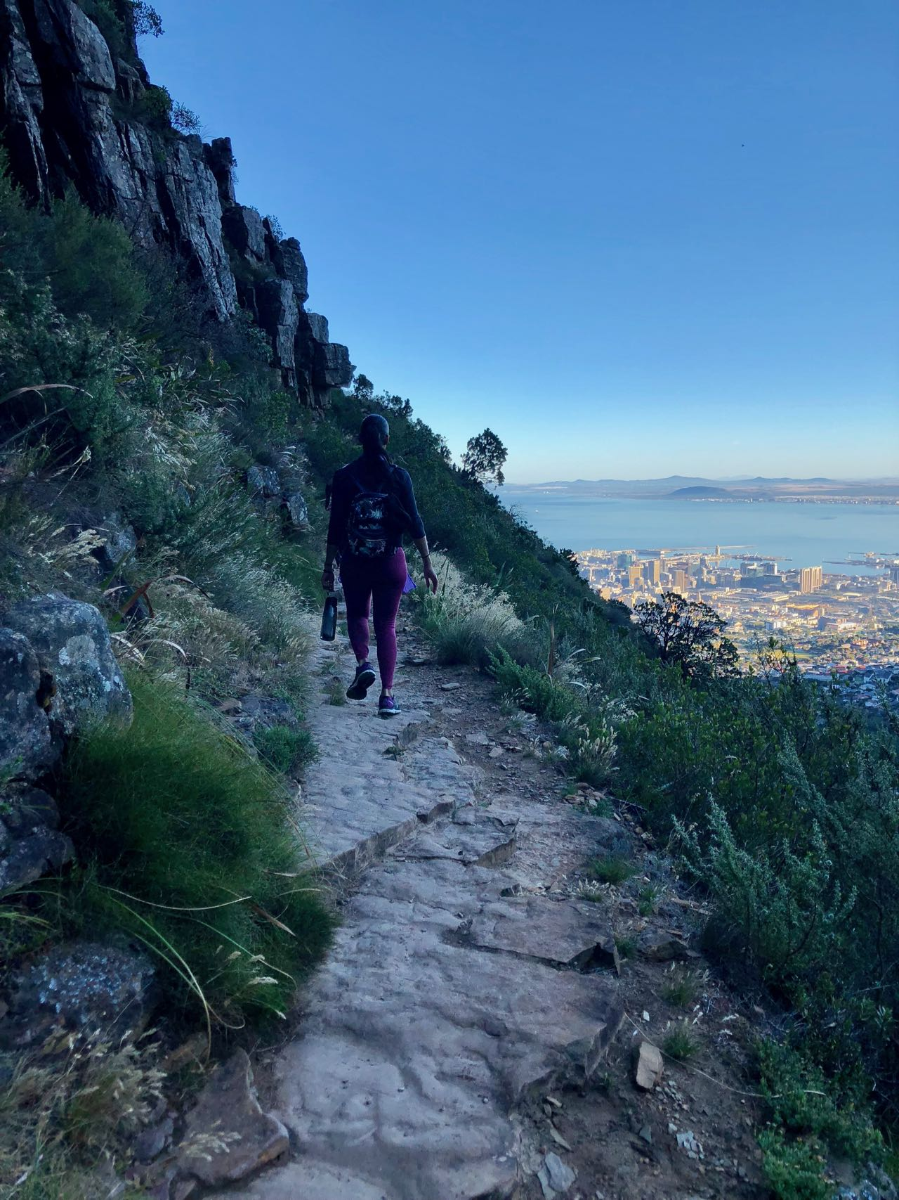 table mountain wrong turn