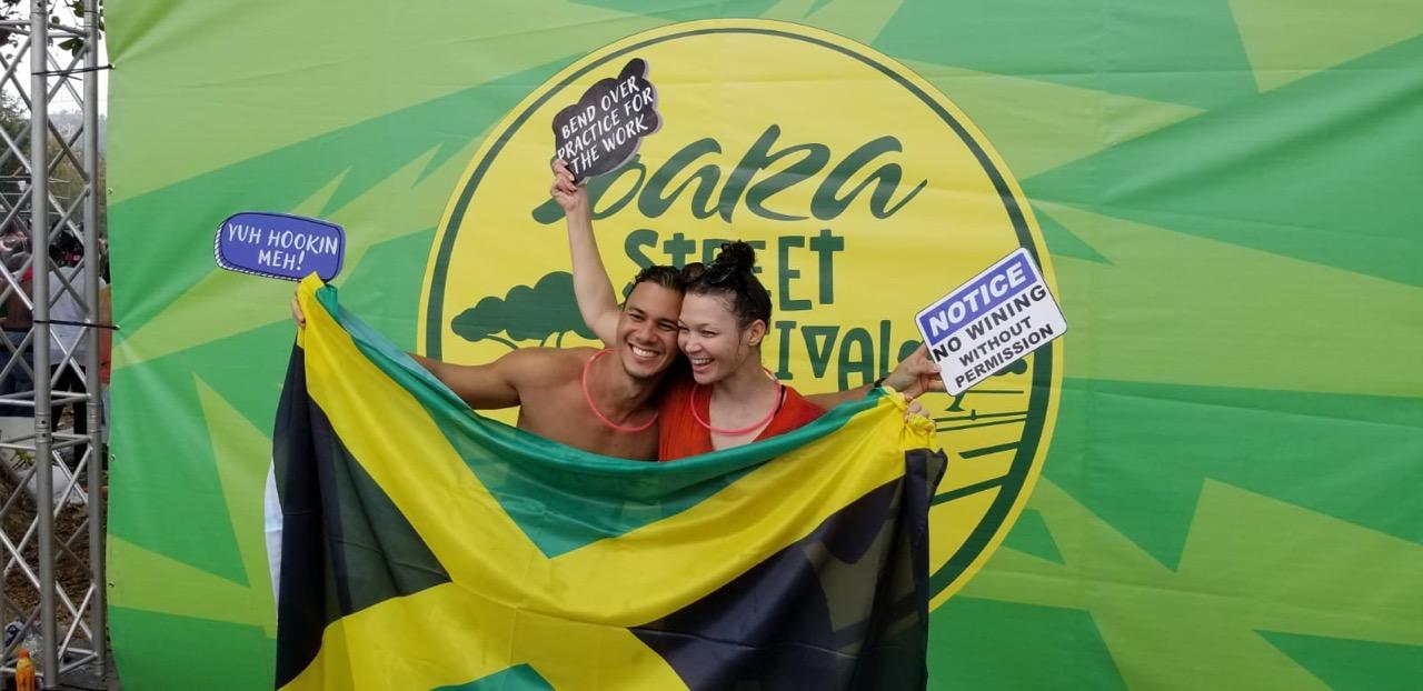 Jamaica at trinidad carnival